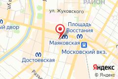Санкт-Петербург, ул. Стремянная, д. 20, к. 9