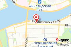 Санкт-Петербург, ул. Шпалерная, д. 30, лит. А