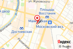 Санкт-Петербург, ул. Марата, д. 14