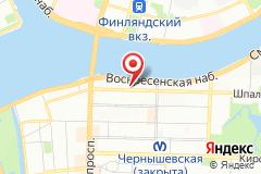 Санкт-Петербург, ул. Шпалерная 32