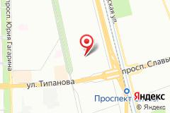 Санкт-Петербург, пр. Космонавтов, д. 38, к. 3, лит. А