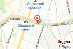 Санкт-Петербург, наб. Обводного канала, д. 42, лит. А