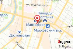 Санкт-Петербург, улица Марата, 6А