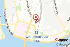 Санкт-Петербург, ул. Боткинская, д. 1
