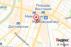 Санкт-Петербург, ул. Пушкинская, д. 17