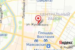 Санкт-Петербург, ул. Жуковского, д. 31