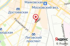 Санкт-Петербург, пр. Лиговский, д. 87, офис 205