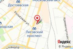 Санкт-Петербург, Лиговский пр., 74, Лофт Проект ЭТАЖИ Соседи