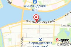 Санкт-Петербург, ул. Шпалерная, д. 34