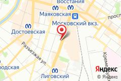 Санкт-Петербург, пр. Лиговский, д. 73
