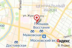 Санкт-Петербург, ул. Маяковского, д. 3Б, лит. А
