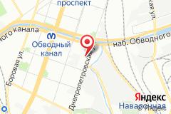 Санкт-Петербург, ул. Днепропетровская, д. 57, лит. А