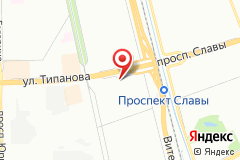 Санкт-Петербург, ул. Типанова, д. 34, к. 1