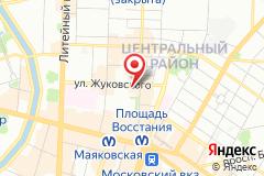 Санкт-Петербург, ул. Жуковского, д. 49