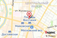 Санкт-Петербург, ул. Восстания, д. 4