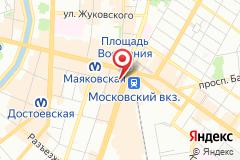 Санкт-Петербург, Лиговский пр., д. 43-45
