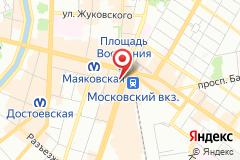 Санкт-Петербург, пр. Лиговский, д. 43-45, эт. 3, оф. 344