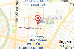 Санкт-Петербург, ул. Восстания, д. 16