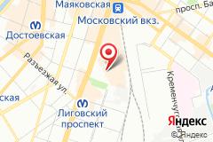 Санкт-Петербург, пр. Лиговский, д. 56Г