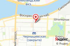 Санкт-Петербург, ул. Захарьевская, д. 27