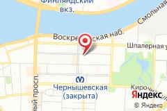 Санкт-Петербург, ул. Захарьевская, д. 29