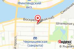 Санкт-Петербург, ул. Шпалерная, д. 39