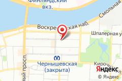 Санкт-Петербург, ул. Захарьевская, д. 31