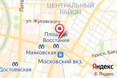 Санкт-Петербург, пр. Лиговский, д. 33-35