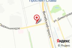 Санкт-Петербург, ул. Орджоникидзе, д. 52