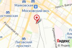 Санкт-Петербург, пр. Лиговский, д. 50, к. 6