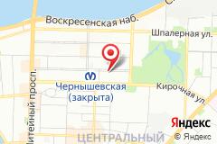 Санкт-Петербург, ул. Фурштатская, д. 35