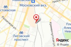 Санкт-Петербург, пр. Лиговский, д. 50, лит. М