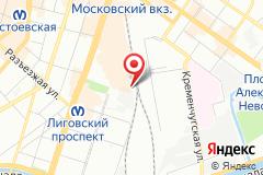 Санкт-Петербург, просп. Лиговский, д. 50, лит. А