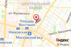 Санкт-Петербург, ул. 2-я Советская, д. 4, лит. А
