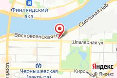 Санкт-Петербург, Шпалерная улица, 44, лит. А