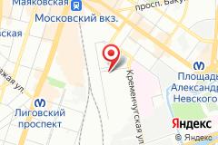 Санкт-Петербург, ул. Кременчугская, д. 9, к. 2