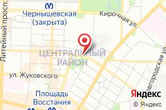 Санкт-Петербург, ул. Некрасова, д. 60