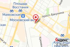 Санкт-Петербург, ул. Гончарная, д. 29