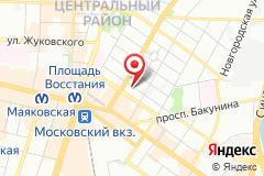 Санкт-Петербург, 3 советская 7