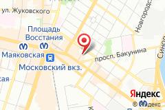 Санкт-Петербург, ул. Дегтярная, д. 1А