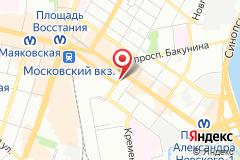 Санкт-Петербург, пр. Невский, д. 113/4 (вход с ул. Полтавская)