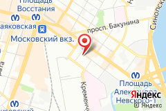 Санкт-Петербург, ул. Тележная, д. 3, лит. А
