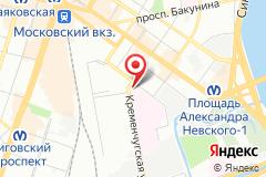 Санкт-Петербург, ул. Кременчугская, д. 2