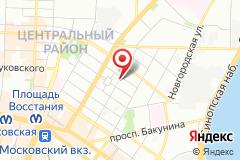 Санкт-Петербург, Ул. Дегтярная, д. 23