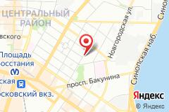 Санкт-Петербург, ул. Мытнинская, д. 9
