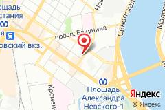 Санкт-Петербург, ул. Исполкомская, д. 4-6