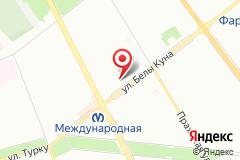 Санкт-Петербург, ул. Белы Куна, д. 16, лит. Б