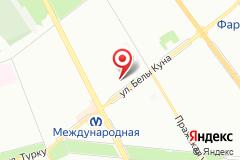 Санкт-Петербург, ул. Белы Куна, д. 16, лит. В