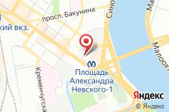 Санкт-Петербург, ул. Александра Невского, д. 3