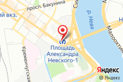Санкт-Петербург, пл. Александра Невского, д. 2